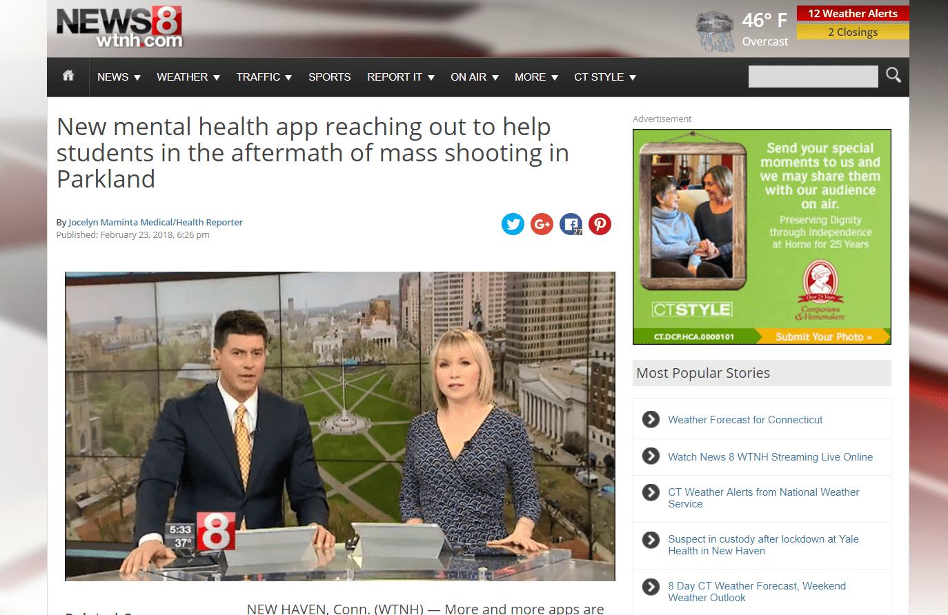Press - Larkr: On-Demand Mental Health Care
